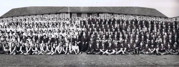1950s students