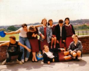 80s school trip