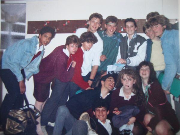 80s students