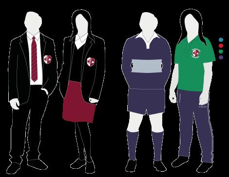 ebs uniform and pe kit