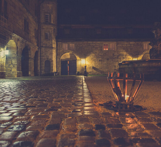 medieval street