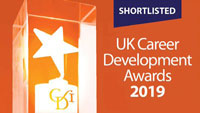 careers shortlist badge 2019